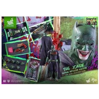 MMS384 Suicide Squad 自殺特擊隊 The Joker 小丑蝙蝠俠 (Bat-Cosplay Version)( 啡盒未開)