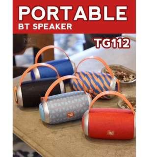 ★★ LATEST DESIGN ★★ TG112  Multi-Functions Bluetooth Speakers