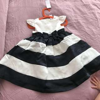 BNWT Gymboree Party Dress (3T)