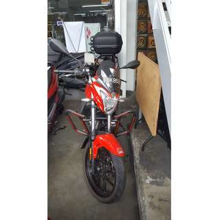 Used Aprilia STX 150 for sale.