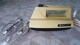 Vintage handheld mixer for sale