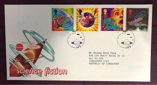 Royal Mail FDC 1995