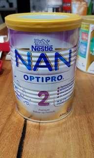 Nan optipro 2 milk power