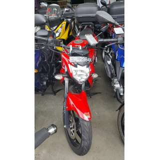Used Yamaha FZN150i for sale