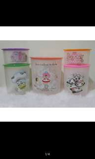 Toples 1set isi 5