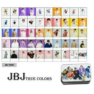 JBJ True Colour Polariod 50pcs
