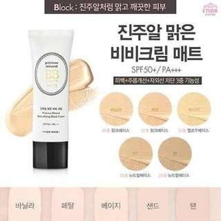 Etude House Bb Cream Precious Mineral