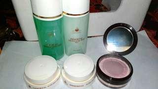 Cream Immortal acne series