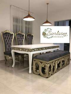 Clients Archive | 5 piece dining set | from $3250
