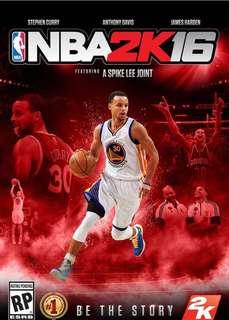 [PS4] NBA 2K16