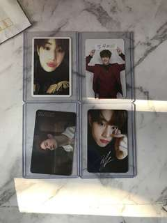 Official Got7 Mark Pc Set