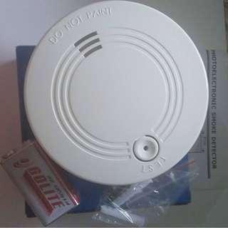 9v Smoke Detector