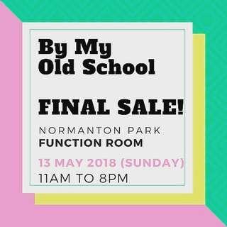 Vintage Sale 13 May