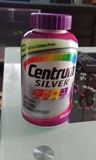 Centrum Silver (250 tablets) - Women's