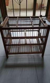 Jambul Bath Cage
