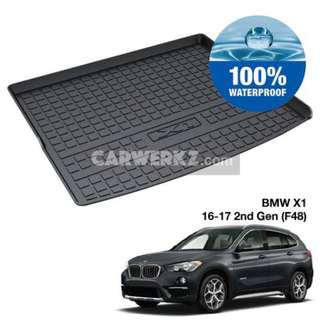 BMW X1 2015-2018 2nd Generation (F48) TPO Boot Tray