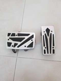 Honda Fit/Jazz Foot pedal