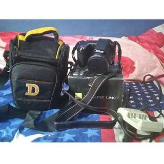Kamera Nikon COOLPIX L840 WIFI