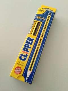Dolphin 2B pencils