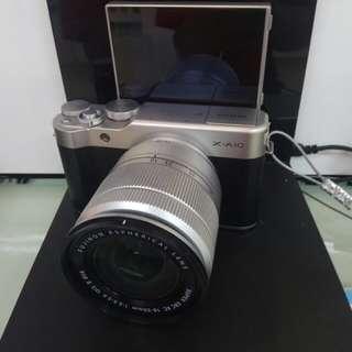 Fuji X-A10 DP 0% Bisa Cicilan Tanpa Kartu Kredit Proses Cepat