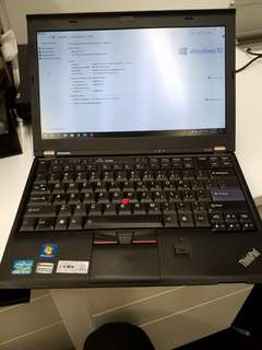 Very good condition lenovo x220