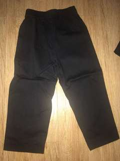 Black Formal Pants for Toddlers