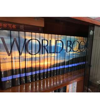 World Book Millenium 2000 Encyclopedia