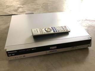 Panasonic HDD DVD Recorder DMR-EH50