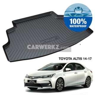 Toyota Altis 2014-2017 11th Generation (E170) TPO Boot Tray