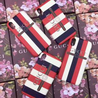 iPhone 6 7 8 Plus x covers mobile case gucci