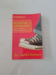 Self-help book : Preparing for Adolescence