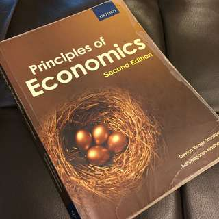Principles of Economics by Oxford