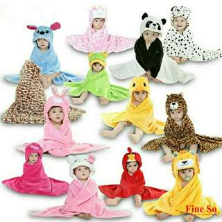 BABY TOWEL PRE ORDER