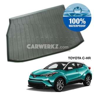Toyota C-HR 2016-2017 TPO Boot Tray