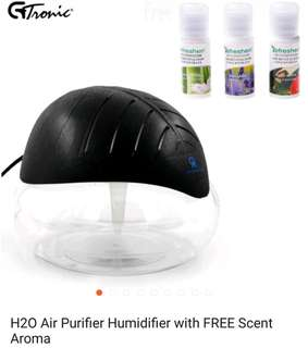 PURIFIER with FREE Scents