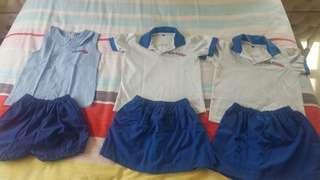 MMI School Uniforms - M Size