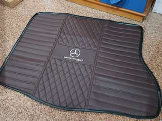 Mercedes CLA Car Boot Mat