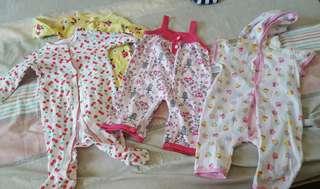 Baby Onesies #garagesale300