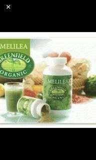 BNIS detox Meililea greenfields vegetable powder