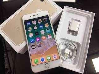 iPhone 7plus 128GB openline via gppLTE