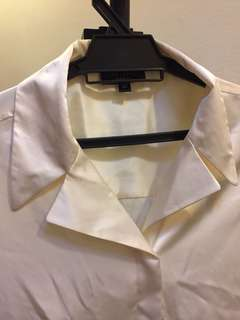 Silk professional blouse