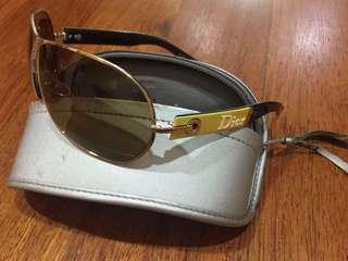Original Dior New Sunglasses