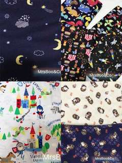 Ready stock fabric for pillowcase