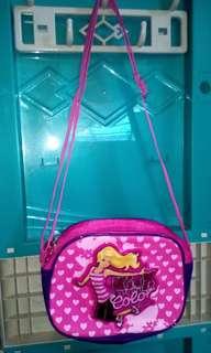 Barbie sling bag..