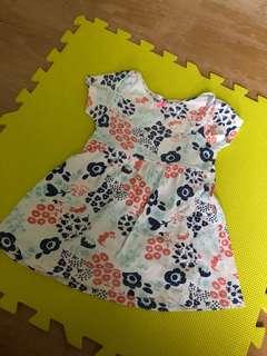 PL Carter's Cotton Dress