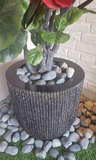 Artificial feng shui plant