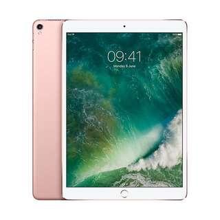 Apple iPad Pro 2017 - 256GB - Rose Gold - Wifi Bisa Kredit Tanpa Cc