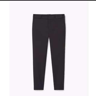 MANGO Straight cut trousers