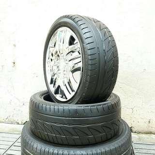 Used 205/45 R16(Sold) Bridgestone (2pcs) 🙋♂️