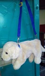 Dog sling bag original...